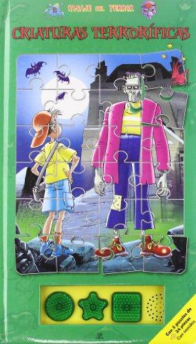 Criaturas inquietantes (Pasaje Del Terror/ Ticket to Terror) por Vv.Aa.