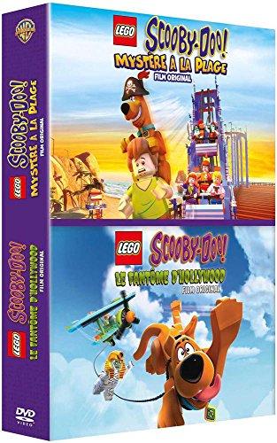 Preisvergleich Produktbild Coffret lego scooby doo! 2 films : le fantôme d'hollywood ; mystère à la plage [FR Import]