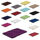 Frottier Handtuch-Serie - in 8 Größen und 16 Farben für Sie verfügbar, Waschhandschuh (15 x 21cm) in Weiß