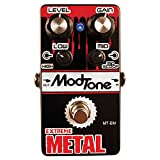 MODTONE MTEM EXTREME METAL Distortion-Pédale de distorsion sur l\'effet overdrive-fuzz...