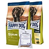 Happy Dog Supreme Sensible Neuseeland 2x12,5kg | Familienpaket