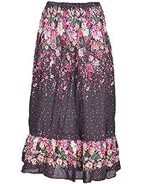 informazioni per 265db 78c5a Amazon.it: Gonna fiori - Gonne / Donna: Abbigliamento