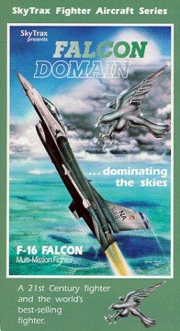 Preisvergleich Produktbild Falcon Domain-F16 Falcon [VHS]