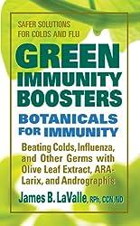 Green Immunity Boosters: Bontanicals for Immunity