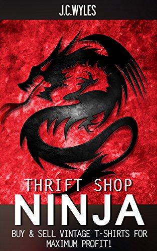 THRIFT SHOP NINJA: Buy & Sell Vintage T-Shirts For Maximum ...