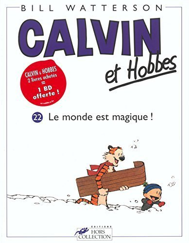 Calvin et Hobbes, tome 22 (French Edition) by Bill Watterson (2003) Paperback