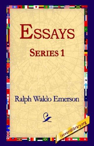 Essays Series 1