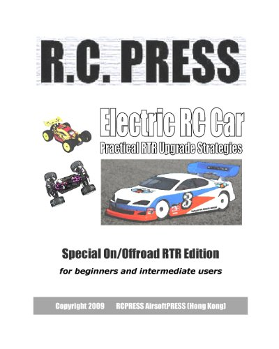 Electric Rc Car: Practical Rtr Upgrade Strategies
