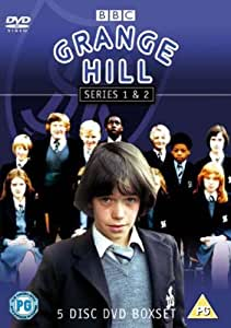 Grange Hill : Complete BBC Series 1 & 2 Box Set [DVD]