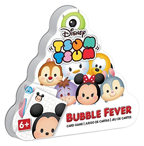 Asmokids - KK5811 - Jeu Bubble Fever - Tsum Tsum