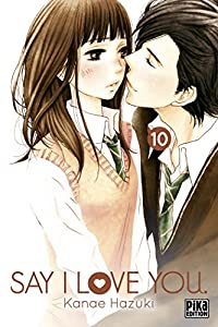 Say I Love You Edition simple Tome 10