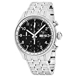 Ball Men's 47mm Steel Bracelet & Case Automatic Black Dial Watch Cm3038c-sj-bk