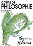 Image de Cours de philosophie, terminale L, élève, tome 2. Complément pour terminale L