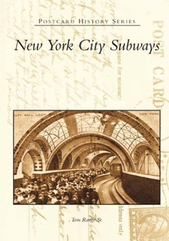 Penn Station New York New York (New York City Subways (Postcard History))