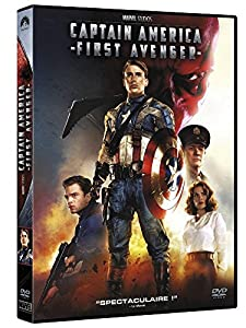 "Afficher ""Captain America : First Avenger"""