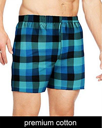 Hanes Herren Boxershort mehrfarbig sortiert S Gr. L, sortiert (Hanes Boxer-shorts)