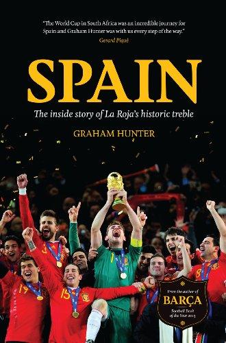 Spain: The Inside Story of La Roja's Historic Treble (English Edition) -