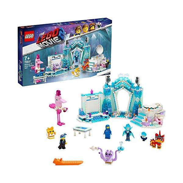 LEGO Movie - Gioco per Bambini Spa Brilla e Scintilla, Multicolore, 6250845 2 spesavip