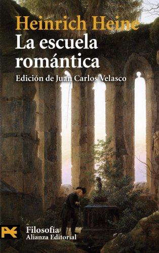 La escuela romántica (El Libro De Bolsillo - Filosofía)
