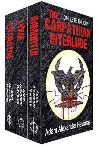 The Carpathian Interlude: Complete Trilogy Box Set