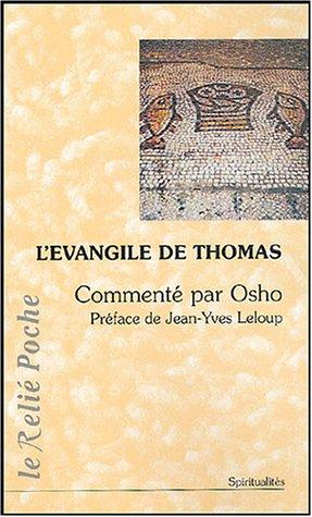 L'Évangile de Thomas par Osho