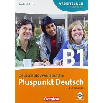 Pdf Pluspunkt Deutsch Ausgabe 2009 B1 Gesamtband Kursbuch Und