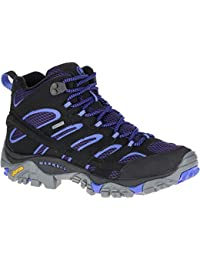 Merrell Womens/Ladies Moab 2 Mid Ankle Gore Tex Hiking Walking Boots