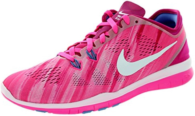 Nike Scarpe indoor multisport donna rosa pow weiss-fireberry-p 10   Elevata Sicurezza    Scolaro/Ragazze Scarpa