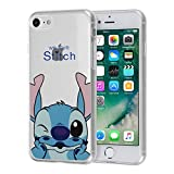 Apple iPhone 7 4.7' Étui HCN PHONE Coque silicone TPU Transparente Ultra-Fine Dessin...