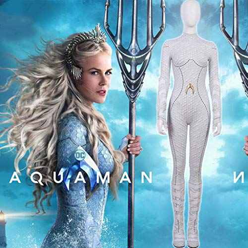 Themen Sea Kostüm - Kostüme für Erwachsene Cosplay Sea King COS Atlanta Königin Cosplay Kostüm Anzug Kleidung Kostüm Für Erwachsene Tragen XXL