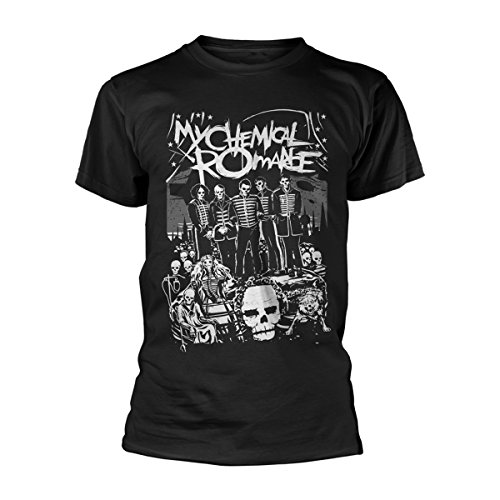 Emo-rock-shirt (MY CHEMICAL ROMANCE DEAD PARADE T-Shirt)