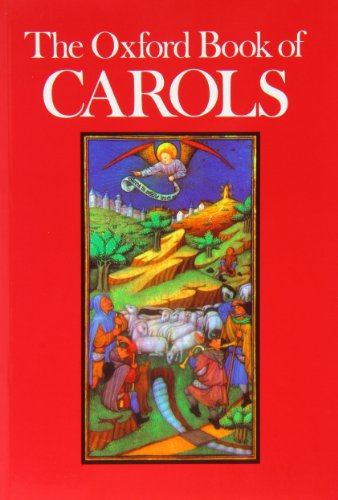 The Oxford Book of Carols: Vocal score