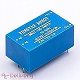 AZDelivery ⭐⭐⭐⭐⭐ 220V zu 3,3V Mini-Netzteil für Arduino und Raspberry Pi