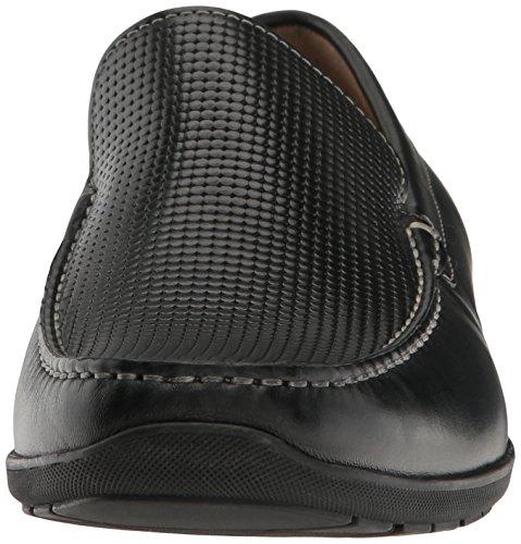 Ecco Dallas, Mocassins Homme Noir (51052Black/Black)
