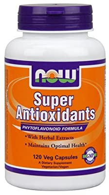 Now Foods Super Antioxidants - 120 vcaps Complex from Now Foods