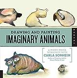Quai Publishing une carrière books-drawing Papier et peinture animaux imaginaires