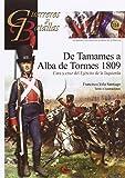 De Tamames a Alba de Tormes 1809 - Cara y cruz del Ejército de la Izquierda