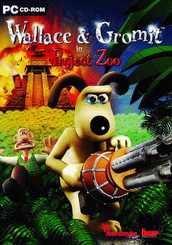 Wallace + Gromit in Project Zoo