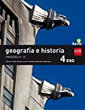 Geografía e historia. 4 ESO. Savia. Trimestres - Pack de 3 libros - 9788467589900