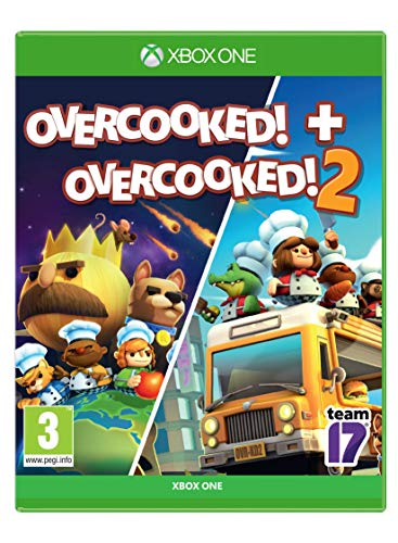 Overcooked! + Overcooked! 2 (Xbox One) Best Price and Cheapest