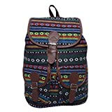 #7: Ruff Casual Stylish Multi Color Backpack College Backpack Girls Fashionable Shoulder Bag College Shoulder Bag For Girls