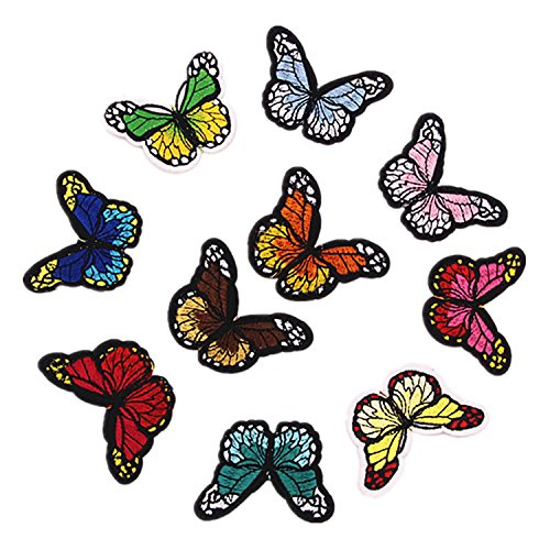 set-20-pcs-funny-cute-diy-clothes-patches-stickers-colorful-cartoon-butterfly-patches-for-t-shirt-je