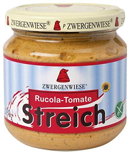 Rucola  <strong>Blattform</strong>   Lanzettlich