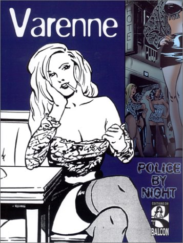 Police By Night, tome 1