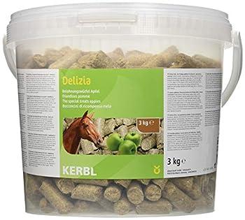 Kerbl 325008  Cheval Friandises Delizia 3 kg Pomme