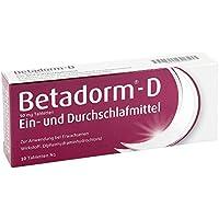 Betadorm-D 10 stk preisvergleich bei billige-tabletten.eu