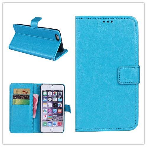 Funda® Flip Brieftasche Hülle für Vernee Mars Pro(Muster 4)