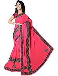 Karishma Women's Marble Saree,K006_Multicoloured_Freesize