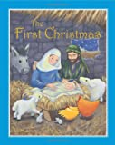 The First Christmas (Bible Sticker Books)