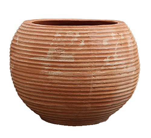 Crétoise traditionnel fait à la main en terre cuite pot – \\
